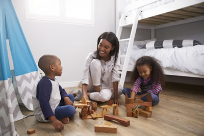 On-Call Babysitters & Temporary Nannies for SF Bay Area » Aunt Ann's