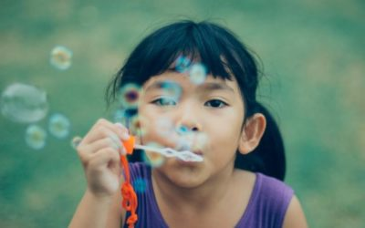 Are you sparking your child's creativity this summer?