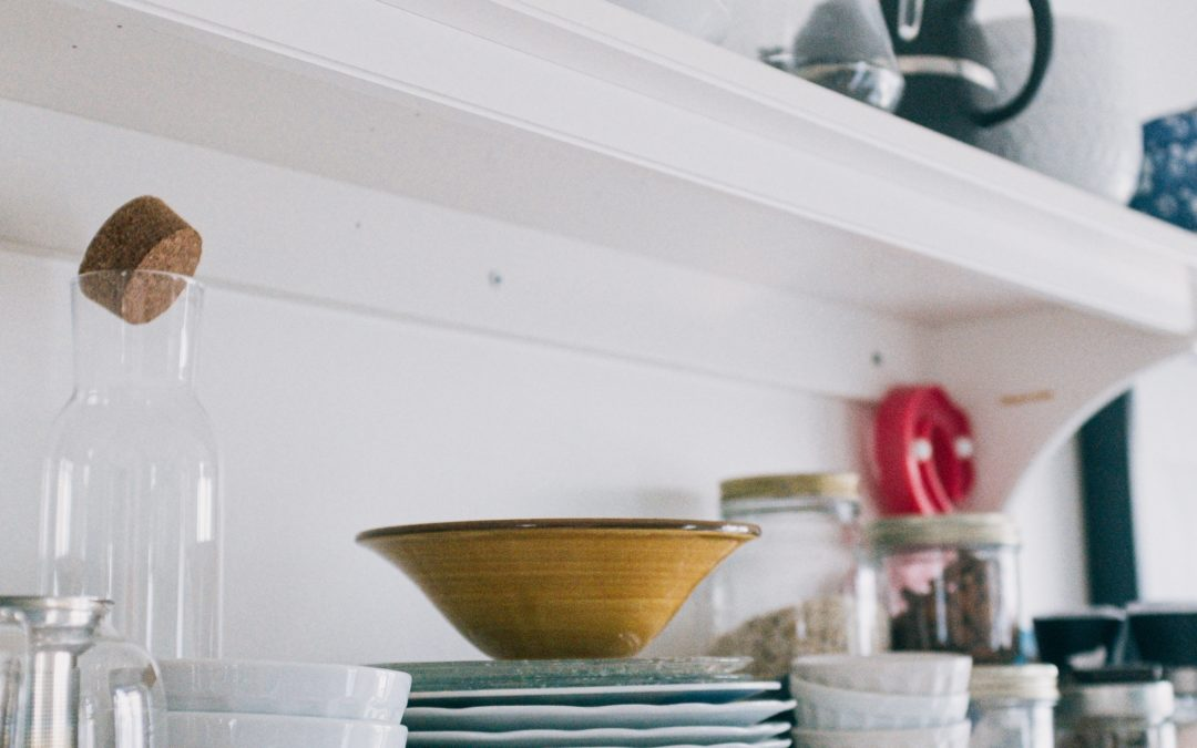 Are you cleaning these surfaces regularly?