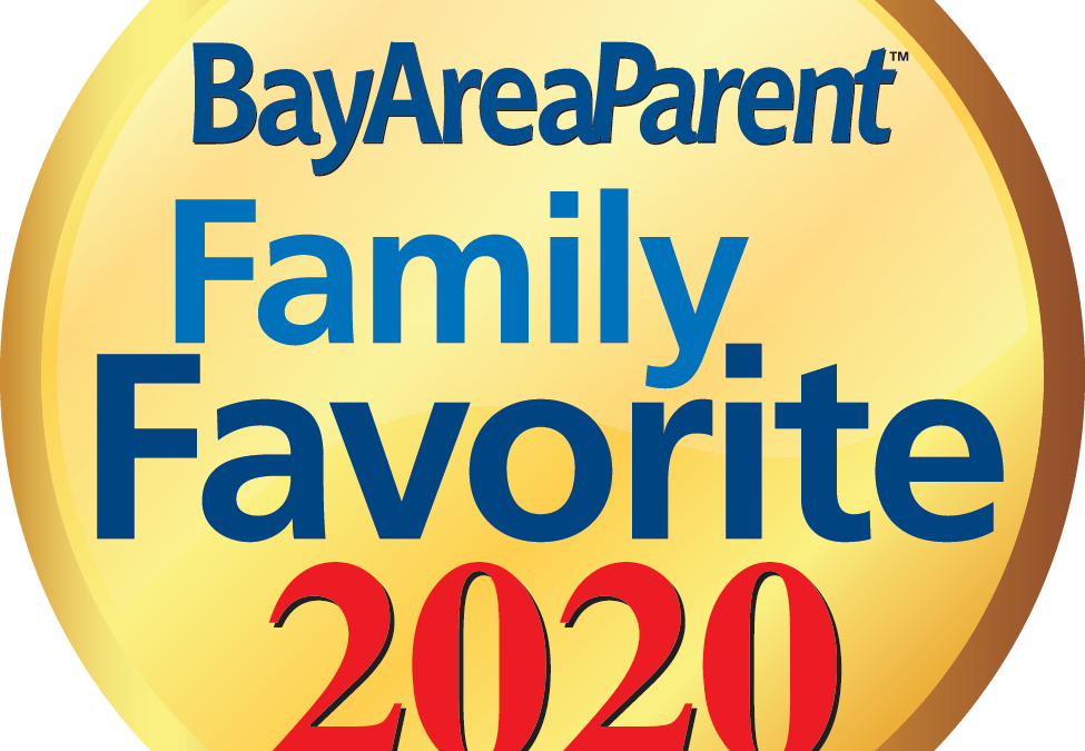 Voted Gold for Nanny Services in Bay Area Parent's Best of the Best!