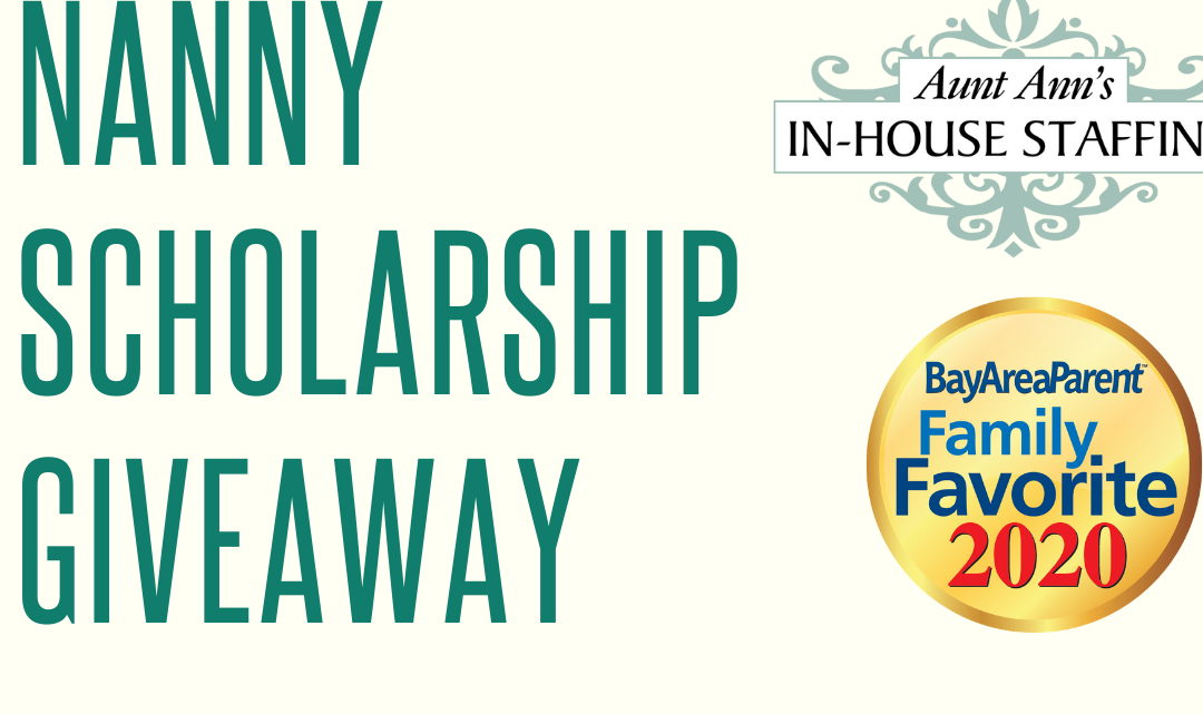 WIN A FREE SCHOLARSHIP to Foothill College's Nanny and Family Studies Program!